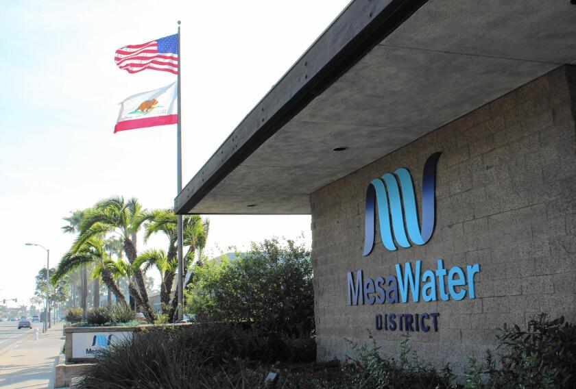 With newly adopted methodology, the Mesa Water District estimates the 100-year replacement cost for its pipeline system at $131 million — down from $200 million under the former standards.