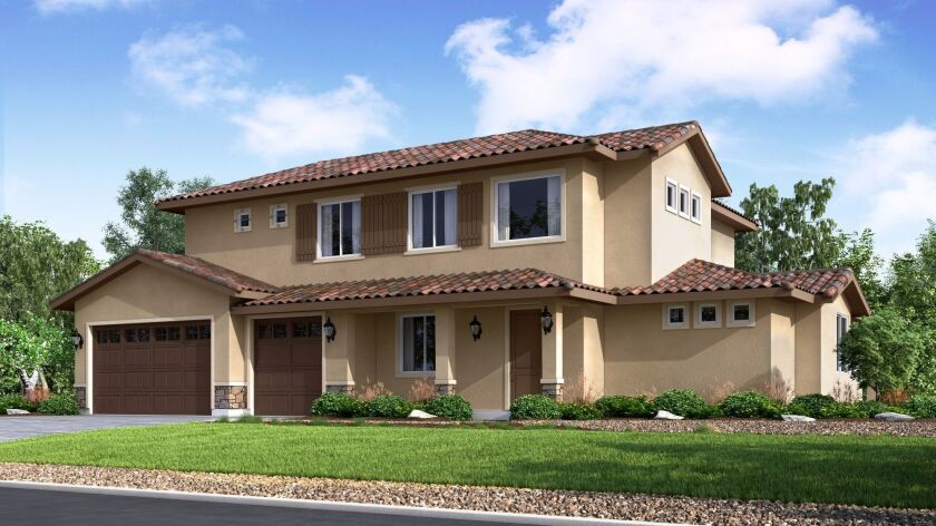 Willow Ridge Estates opens in 2017 with 17 homes from 2,444 to 2,678-square-feet.