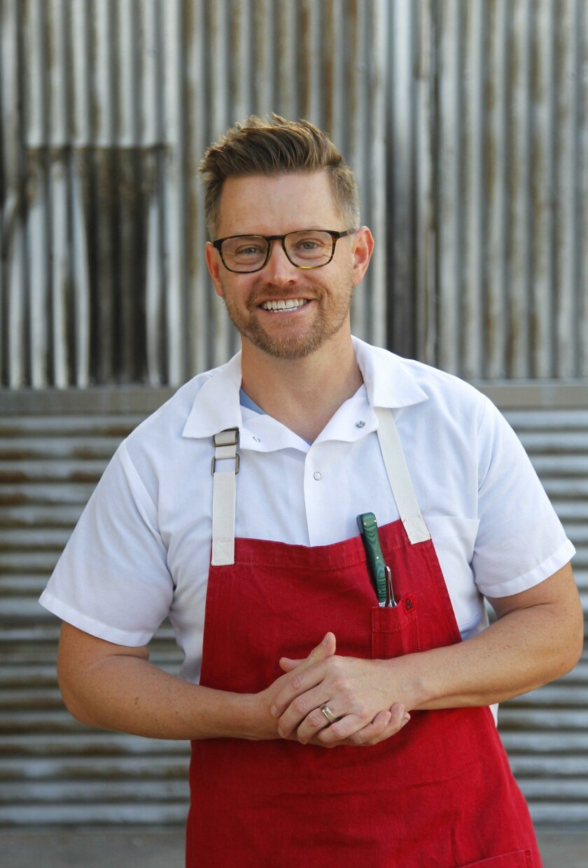 Richard Blais moved to San Diego to partner in Juniper & Ivy and talk up the local food scene on TV.