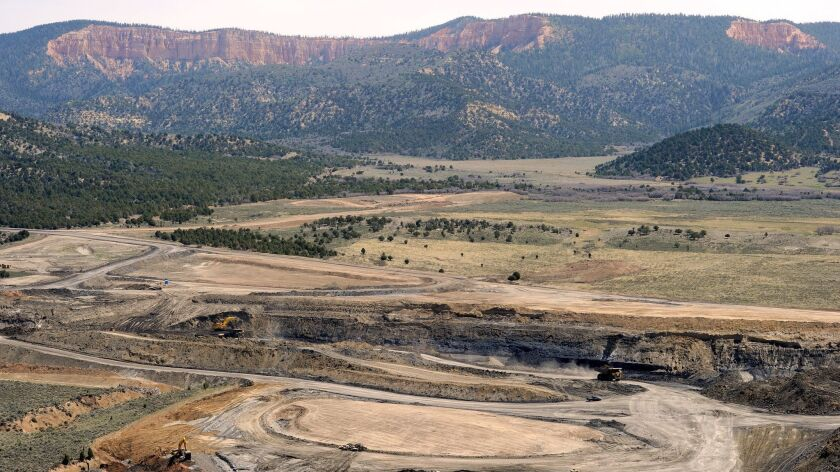 Environmentalists Await Final Ruling From Bureau Of Land Management On Utah Coal Mine Expansion