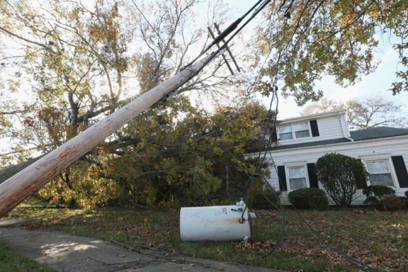 In one N.Y. town, Sandy took out power but not ingenuity
