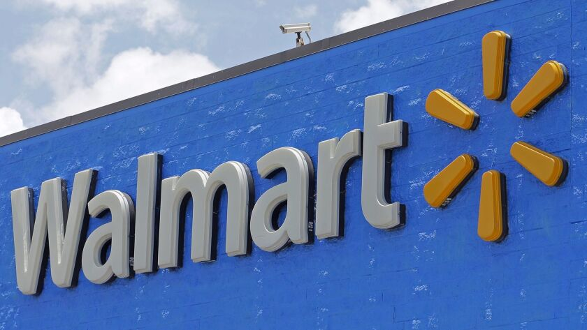Wal-Mart has been armoring up online to take on Amazon and traditional rivals such as Target.
