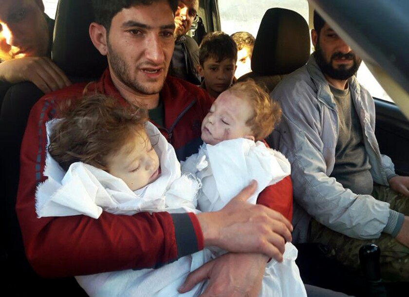 Syria Chased By Tragedy