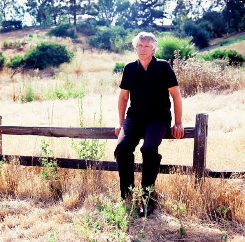 San Diego composer Mark Abel is known for his avant-garde stylings, combining classical, rock and jazz. His works draw as much from the classical art song of Debussy as the pop/folk/rock elements of music by such pivotal figures as Joni Mitchell, Brian Wilson and John Phillips. Courtesy