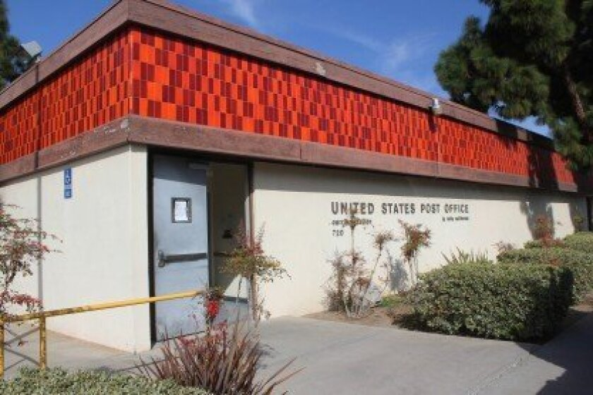 The private owners of the USPS's letter carrier annex at 720 Silver St. in La Jolla are selling the property, which USPS has leased since 1975. Pat Sherman