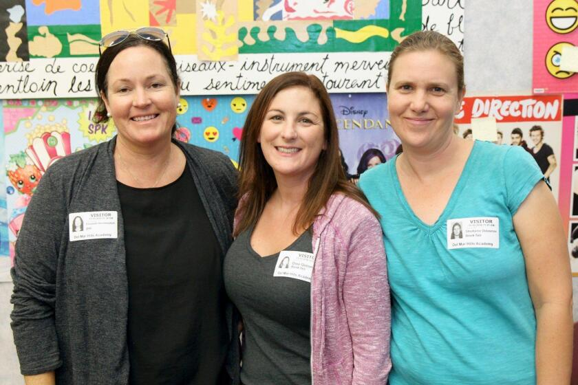 Del Mar Hills Academy hosts Grandparents Lunch