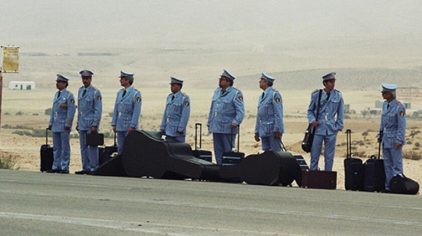 """Israeli film """"The Band's Visit"""" swept Israel's Ophir Awards and was honored at festivals around the world."""