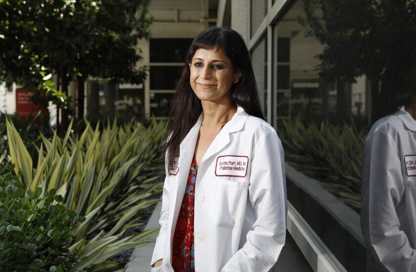 Dr. Sunita Puri is trying to rally funds to send supplies to India for the COVID-19 crisis.