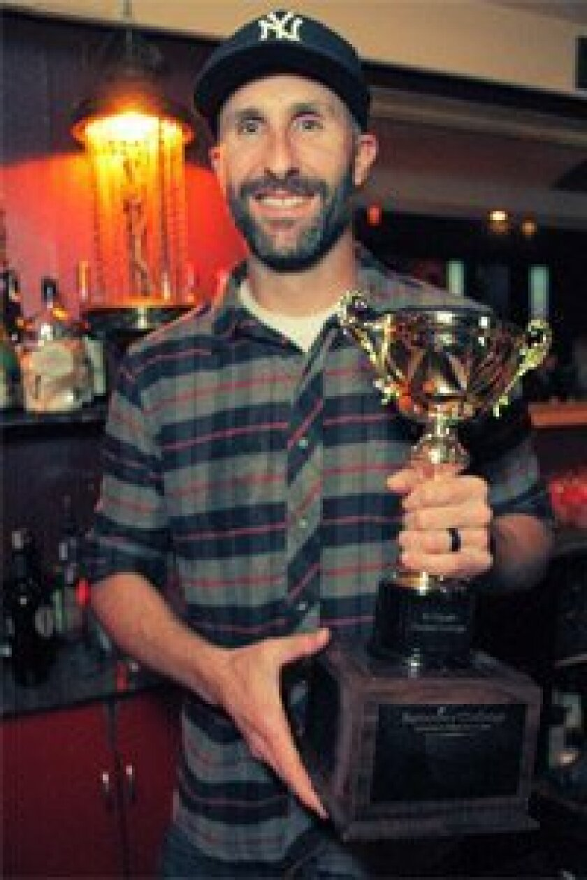 Congratulations to Christian Siglin of Craft & Commerce!