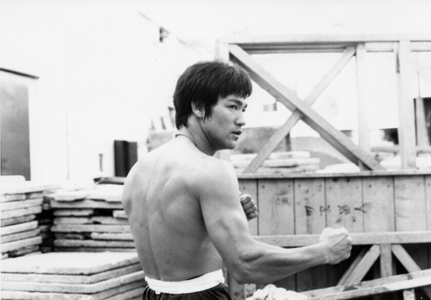 "Martial arts star Bruce Lee is profiled in the documentary ""Be Water"" on a new ""30 for 30"" on ESPN."