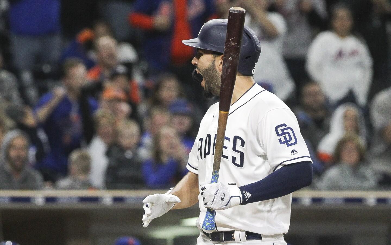 Padres vs. Mets