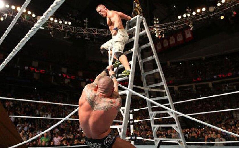 Orton vs. Cena