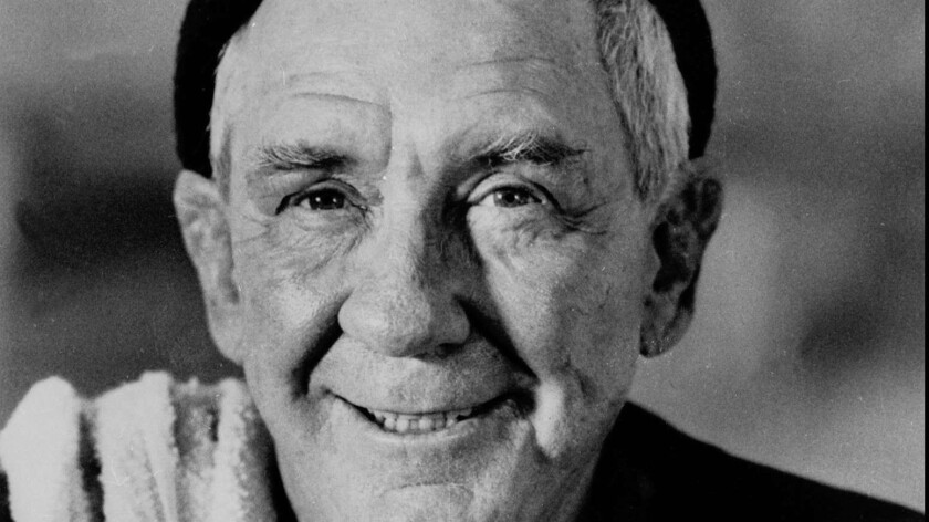 Burgess Meredith in 1977.