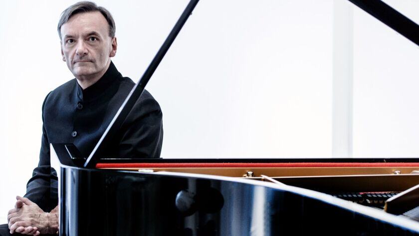 Pianist Stephen Hough was the first classical performer to be awarded a prestigious MacArthur fellowship.