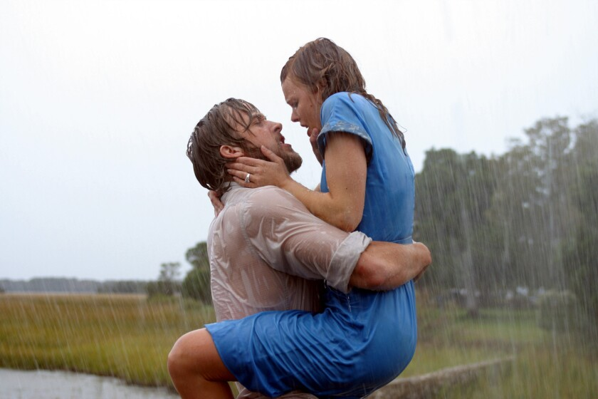 Here's that blue dress from 'The Notebook' that Kobe Bryant gave to Vanessa
