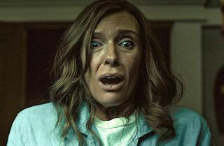 """Hereditary"" review by Justin Chang"