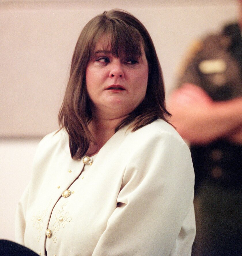 Death sentence OK for mom who killed sons - The San Diego Union-Tribune