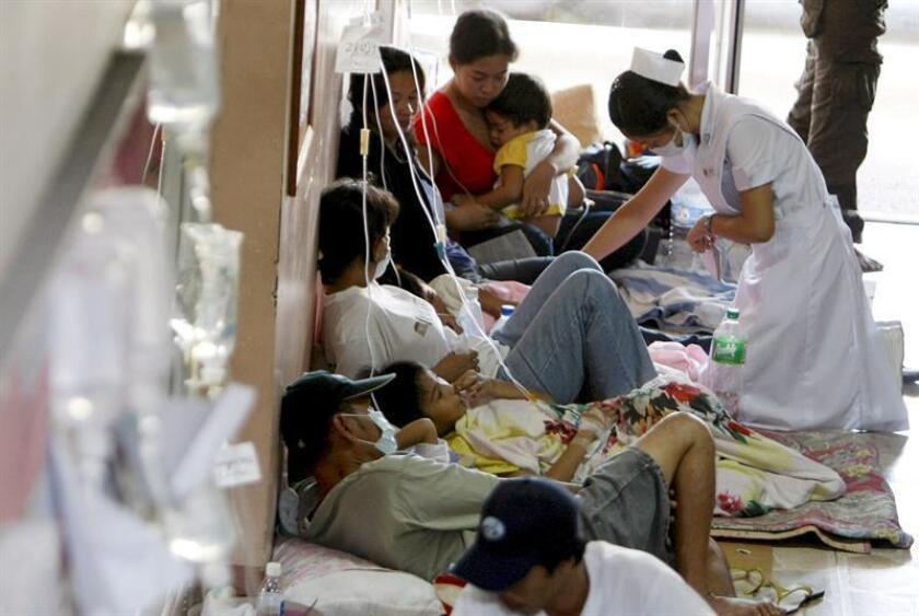 Autoridades de salud alertaron hoy de que un segundo brote de tifus trasmitido por pulgas se ha detectado en el condado de Los Ángeles, lo que obligó a aumentar la advertencias por el posible contagio. EFE/ARCHIVO