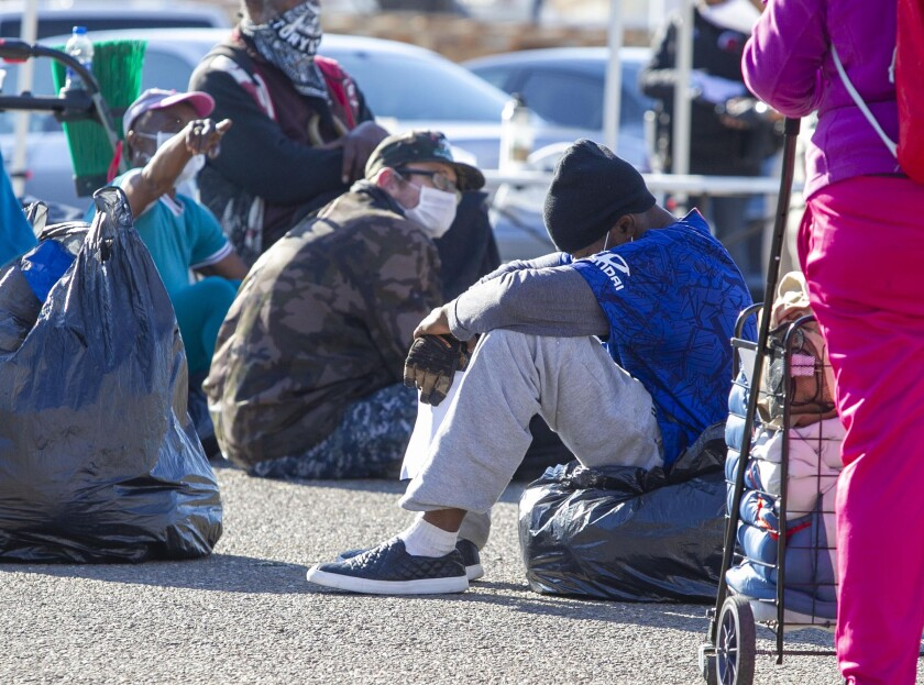 People Assisting the Homeless, or PATH, said it established an outreach team in Ocean Beach in early March.