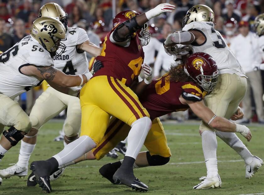 USC defenders