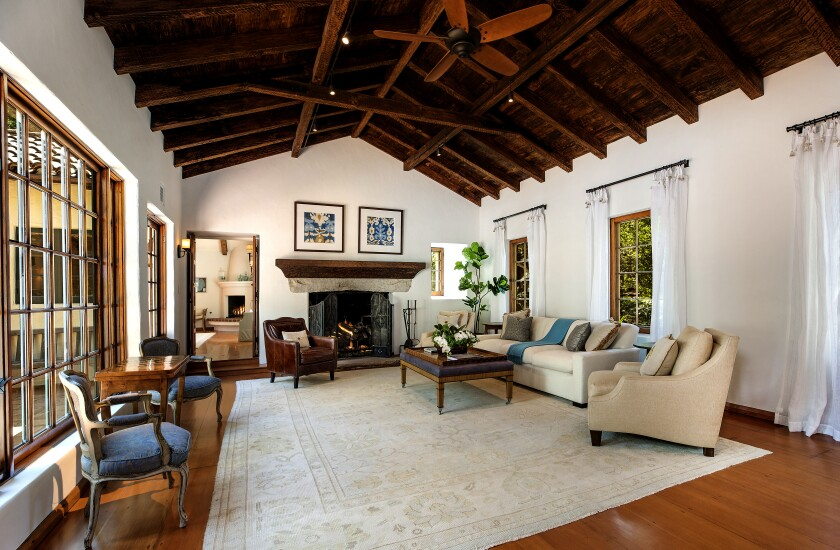 Hot Property The Dude Abides Oprah S Offer For Montecito Estate Los Angeles Times