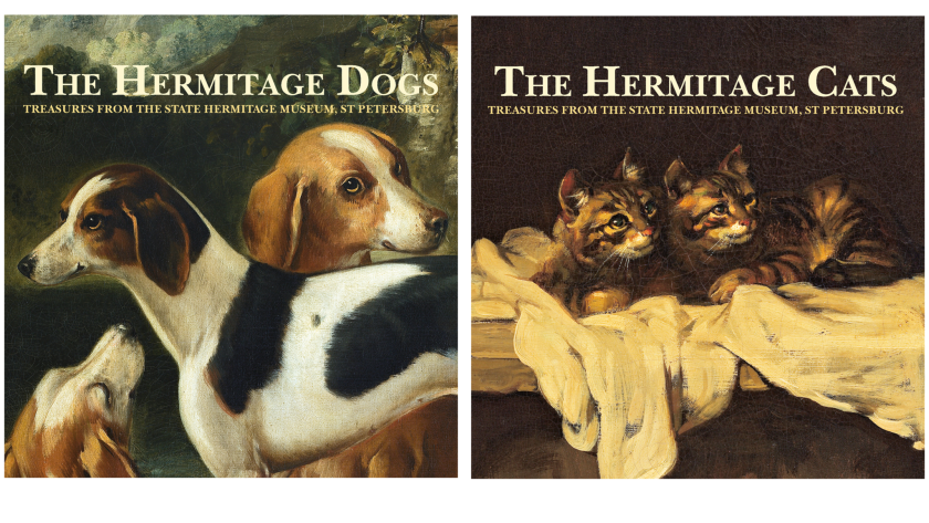 """""""The Hermitage Dogs"""" and """"The Hermitage Cats"""""""