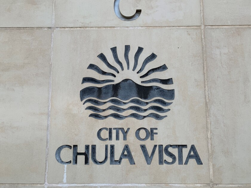 City of Chula Vista.