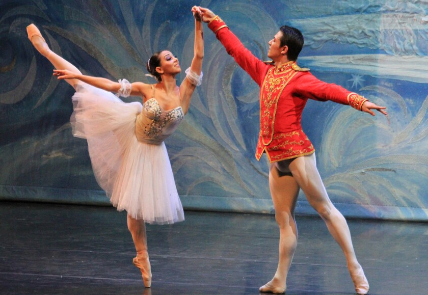 """Moscow Ballet brings its annual touring production """"Great Russian Nutcracker"""" to the Soraya in Northridge."""