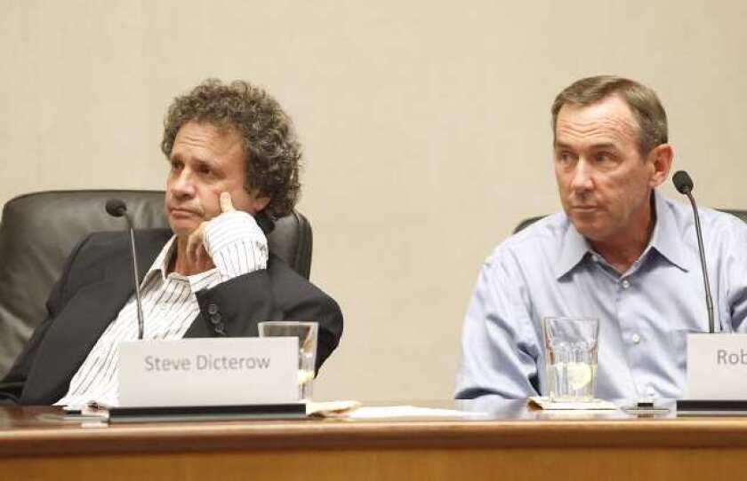 Whalen, Dicterow claim council seats
