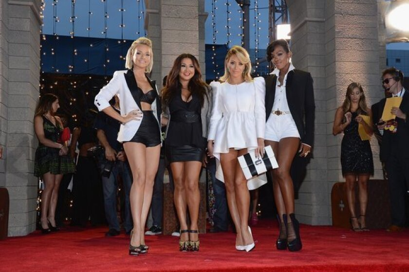 Danity Kane to launch comeback