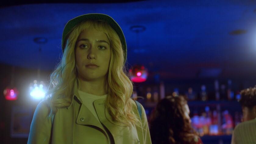 """Lola Kirke in the movie """"Gemini."""""""