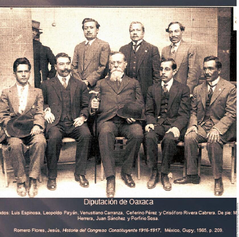 Entre la sangre de dos magnicidios nació la Constitución de 1917: el de Francisco I. Madero, apóstol de la democracia en 1913, y el de Venustiano Carranza, jefe del ejército constitucionalista en 1920.