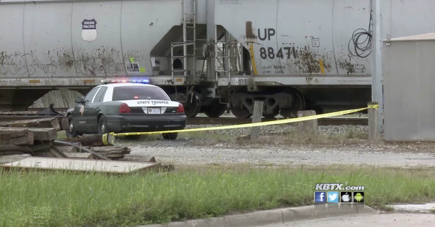 Texas woman in midst of modeling shoot when struck by train