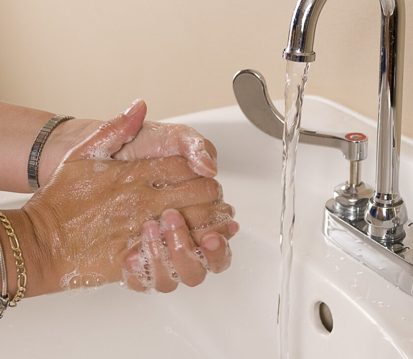 Regular soap is just as effective as antibacterial soap in preventing infections. Health officials recommend washing for at least 20 seconds.