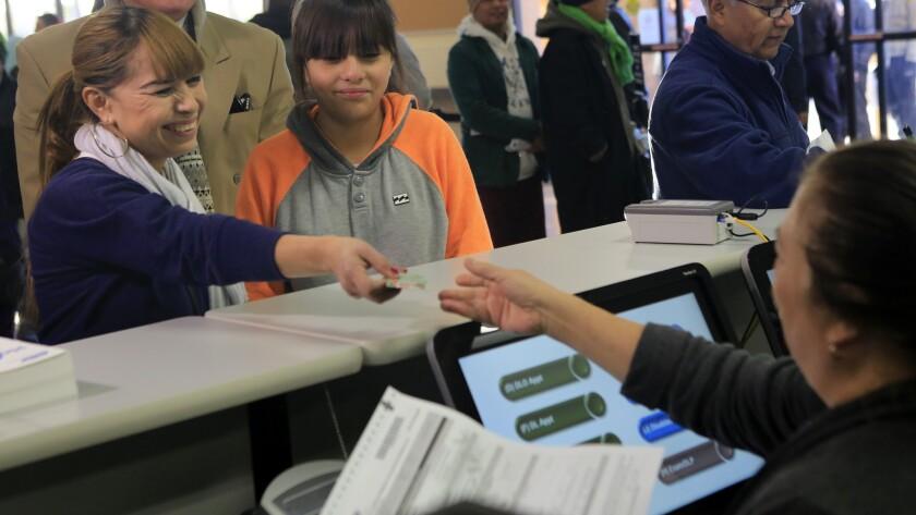 Immigrant driver's licenses