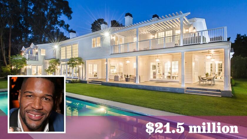 Hot Property: Michael Strahan