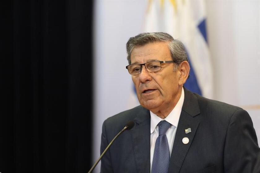 El canciller de Uruguay, Rodolfo Nin Novoa. EFE/Archivo
