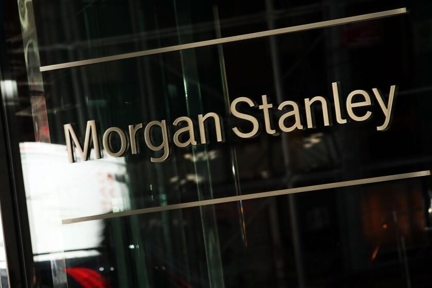 California sues Morgan Stanley over crisis-era mortgage bonds - Los