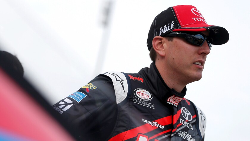 Monster Energy NASCAR Cup Series Quaker State 400 presented by Advance Auto Parts - Qualifying