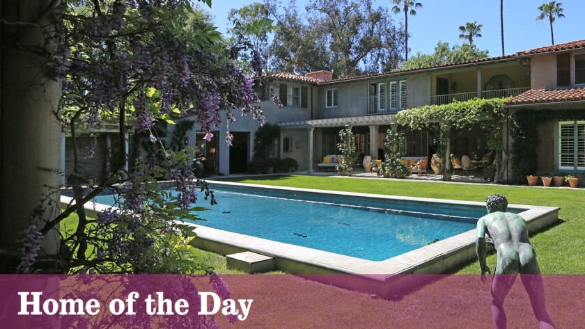 Home of the Day: Beverly Hills estate with television ties
