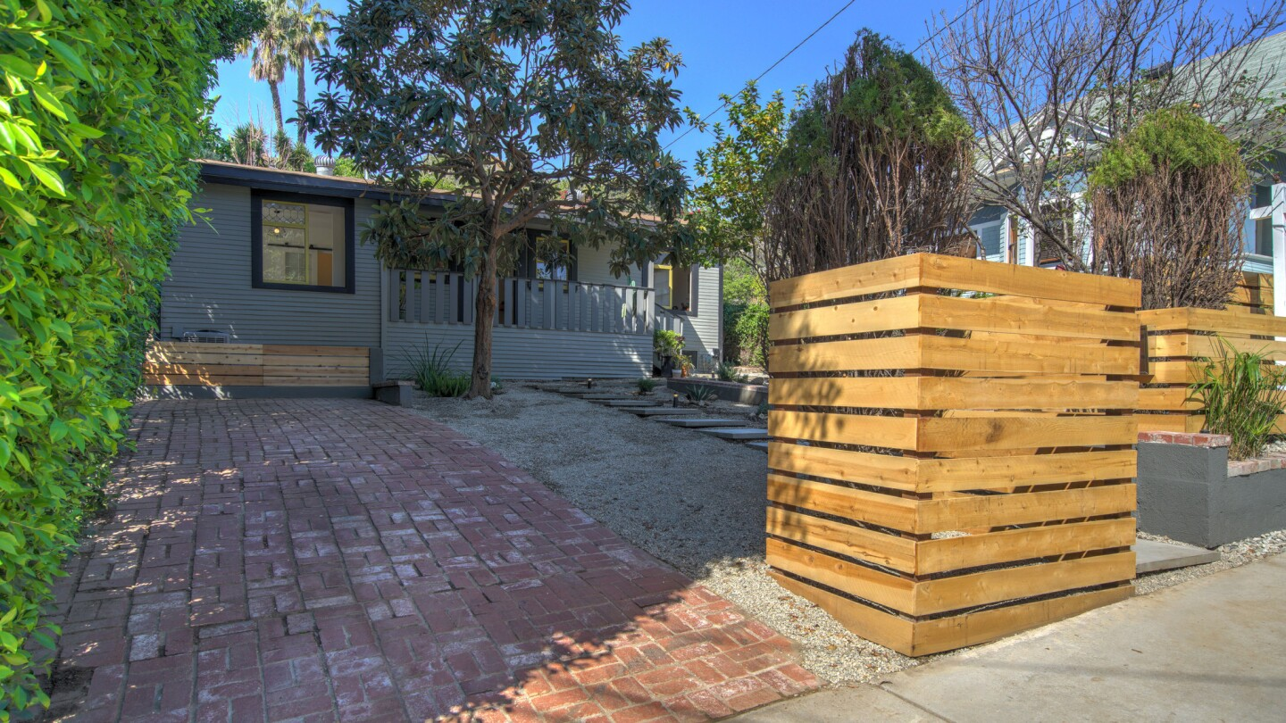 Home of the Day: Remodeled ranch-style bungalow in Echo Park asks $779,000