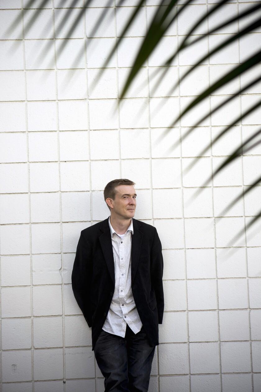 "David Mitchell's latest novel is ""Utopia Avenue."""