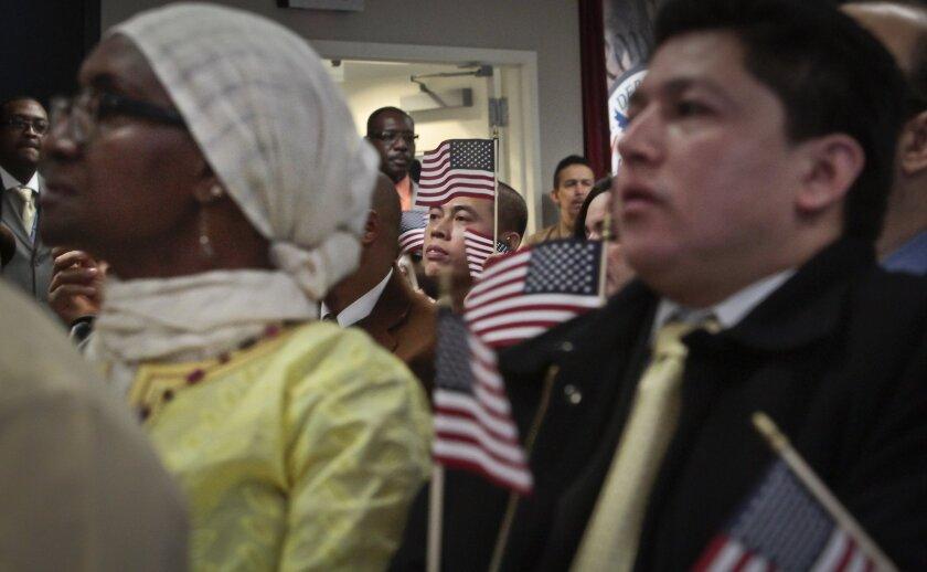 U.S. immigration patterns