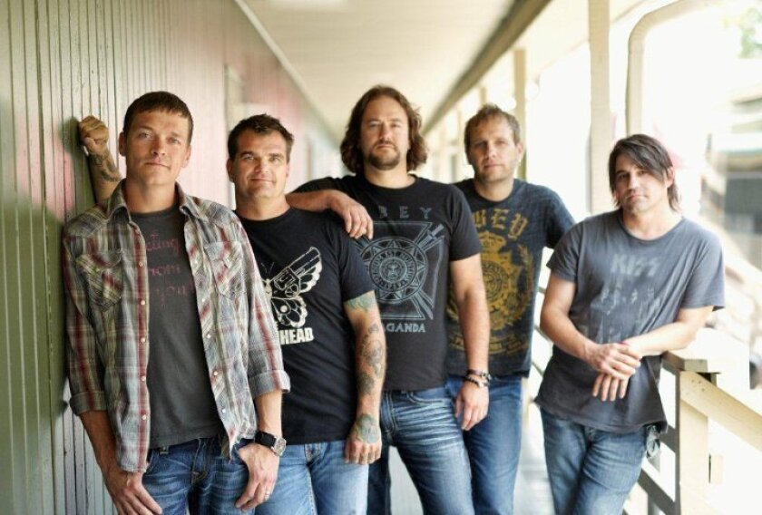 3 Doors Down will perform with Daughtry on Aug. 14.
