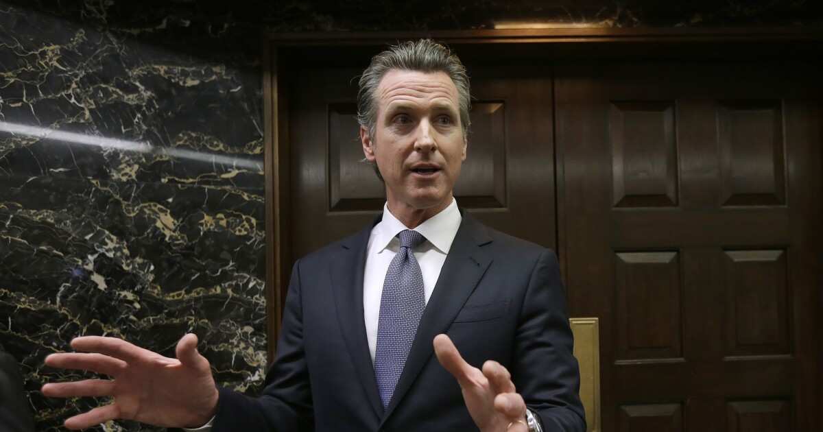 PG&E's future is in doubt after Newsom rejects bankruptcy plan
