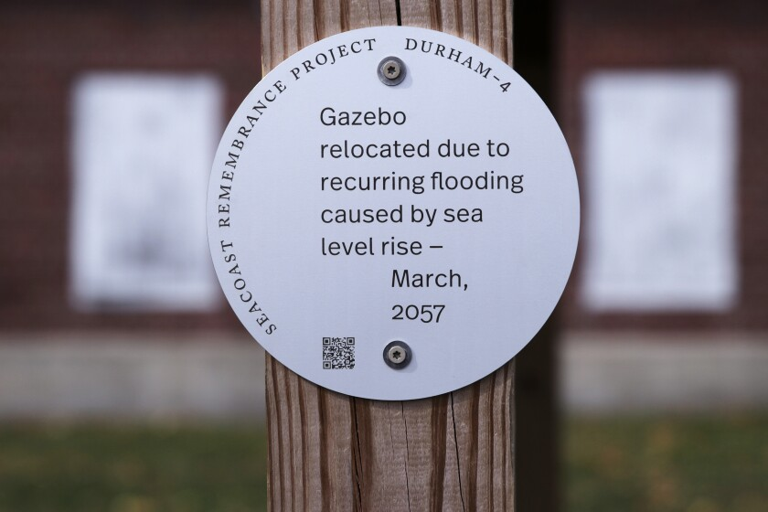 Climate Change Warning Signs