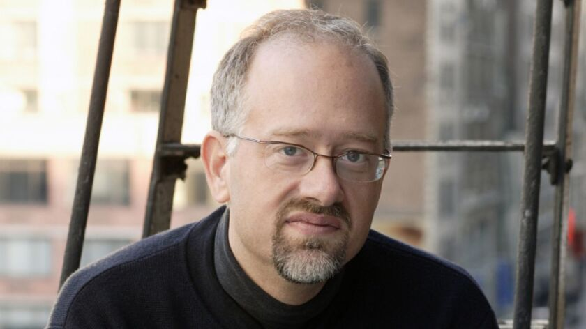 """The Pulitzer Prize-winning playwright Doug Wright returns to La Jolla Playhouse as co-writer of the new musical """"Weatherman."""""""