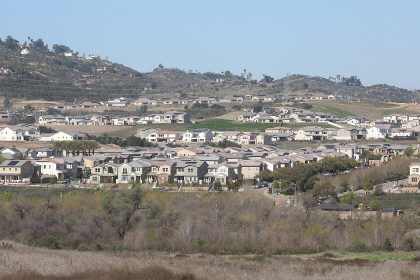 The new Harmony Grove Village in Escondido,