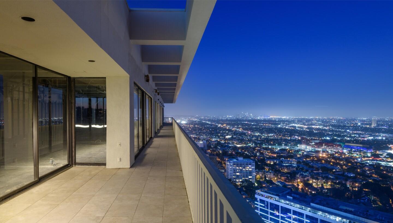 Evan Metropoulos's West Hollywood condo