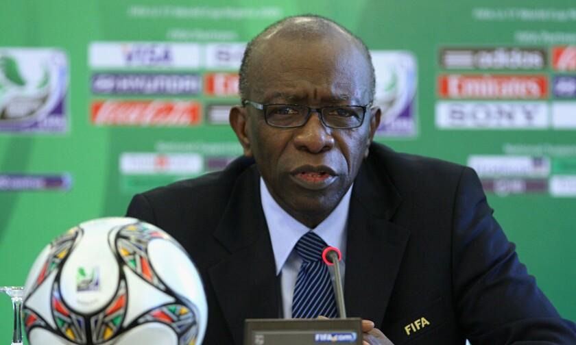Jack Warner, ex vicepesidente de la FIFA y ex presidente de la Concacaf.